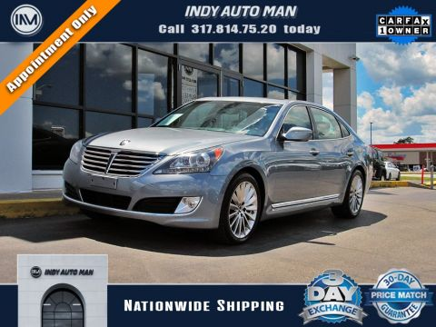 Used 2016 Hyundai Equus Ultimate With Navigation