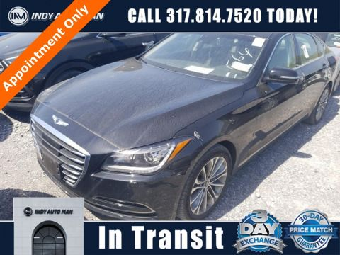 Pre-Owned 2017 Genesis G80 3.8 With Navigation & AWD
