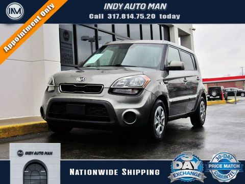 Pre-Owned 2013 Kia Soul Base FWD 4D Hatchback