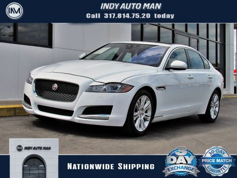 Pre-Owned 2017 Jaguar XF Premium With Navigation & AWD