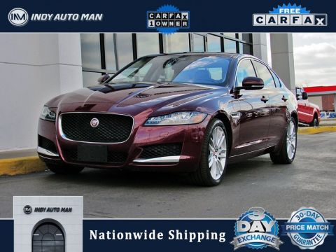 Pre-Owned 2016 Jaguar XF Prestige With Navigation & AWD