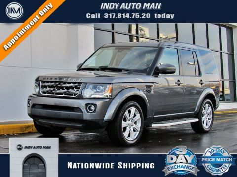 Pre-Owned 2015 Land Rover LR4 Base With Navigation & 4WD