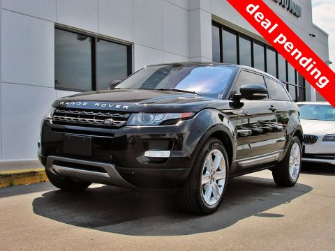 2013 Land Rover Range Rover Evoque Pure Plus With Navigation & 4WD in Indianapolis, IN