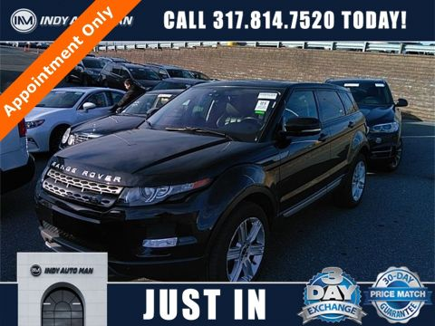 Pre-Owned 2013 Land Rover Range Rover Evoque Pure With Navigation & 4WD