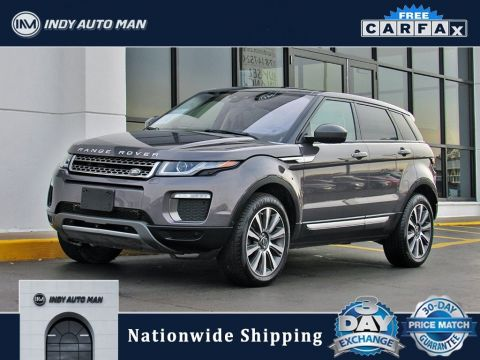 Pre-Owned 2016 Land Rover Range Rover Evoque HSE With Navigation & 4WD