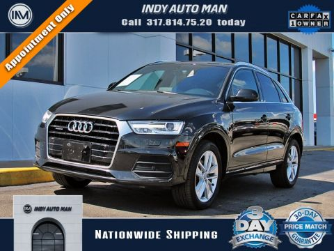 2017 Audi Q3 2.0T Premium Plus With Navigation in Indianapolis, IN
