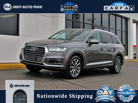 Pre-Owned 2017 Audi Q7 3.0T Premium Plus With Navigation