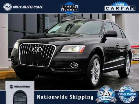 Pre-Owned 2015 Audi Q5 2.0T Premium Plus With Navigation