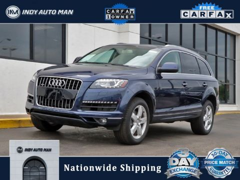 Pre-Owned 2013 Audi Q7 3.0 TDI Premium Plus