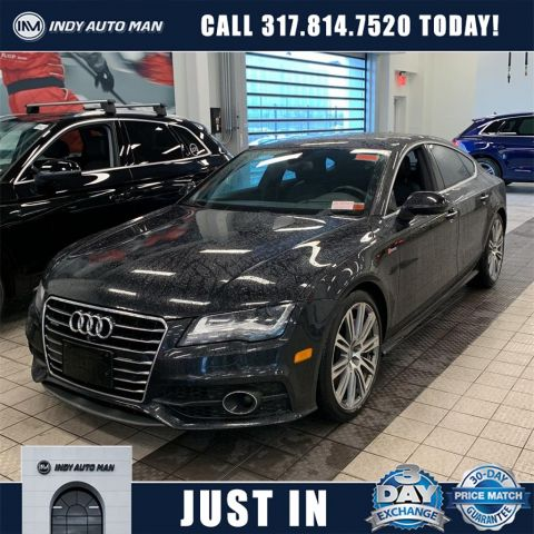 Pre-Owned 2014 Audi A7 3.0T Prestige With Navigation