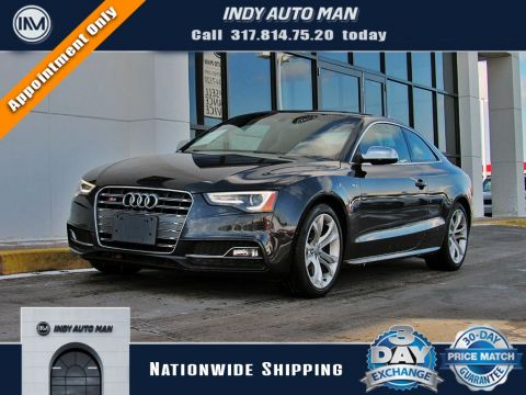 Pre-Owned 2013 Audi S5 3.0T Premium Plus With Navigation