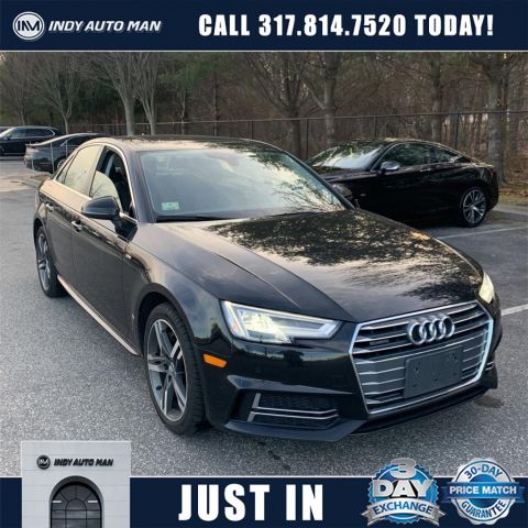 Pre-Owned 2017 Audi A4 2.0T Premium Plus With Navigation