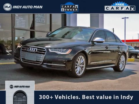 Pre-Owned 2013 Audi S6 4.0T Prestige With Navigation