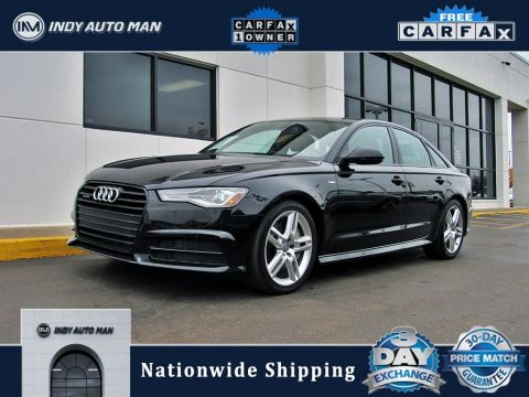 Pre-Owned 2016 Audi A6 2.0T Premium With Navigation