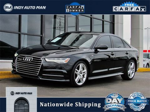 Pre-Owned 2016 Audi A6 2.0T Premium Plus With Navigation