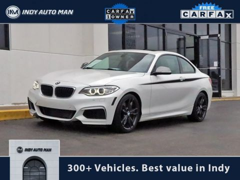 Pre-Owned 2016 BMW 2 Series M235i