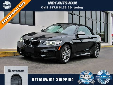 Pre-Owned 2016 BMW 2 Series M235i With Navigation