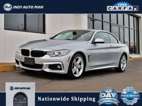 Pre-Owned 2015 BMW 4 Series 435i xDrive With Navigation & AWD
