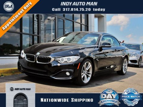 Used 2016 BMW 4 Series 428i With Navigation