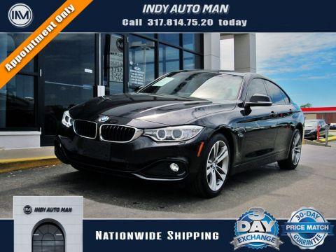 Pre-Owned 2015 BMW 4 Series 428i xDrive Gran Coupe With Navigation & AWD