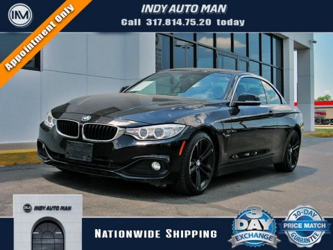 2017 BMW 4 Series 430i in Indianapolis, IN