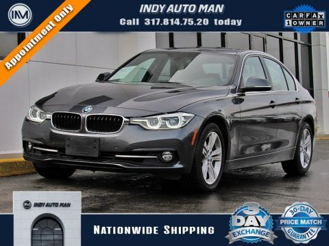 Pre-Owned 2017 BMW 3 Series 330i xDrive With Navigation & AWD