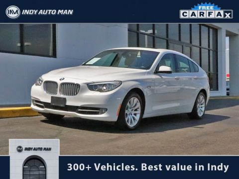 Pre-Owned 2011 BMW 5 Series 550i xDrive Gran Turismo