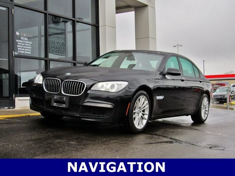 Pre-Owned 2014 BMW 7 Series 750Li xDrive With Navigation & AWD