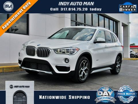 Used 2017 BMW X1 xDrive28i AWD