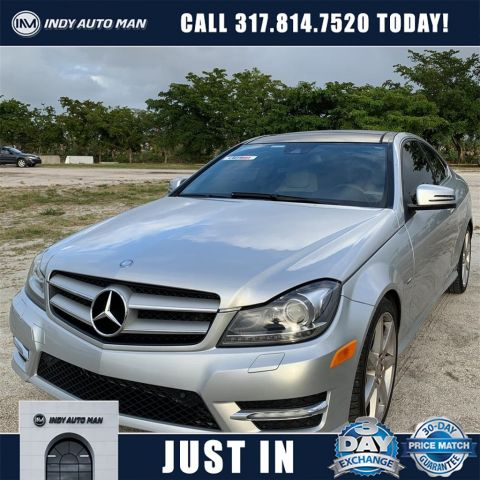Pre-Owned 2012 Mercedes-Benz C-Class C 350 With Navigation