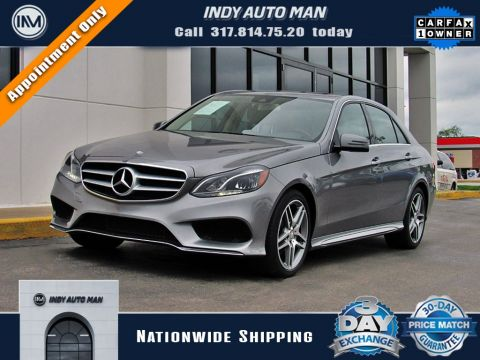Pre-Owned 2014 Mercedes-Benz E-Class E 350 With Navigation