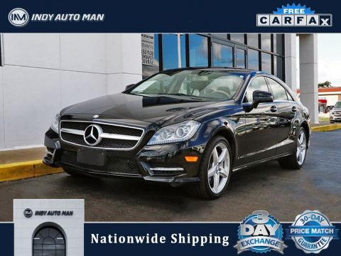 Pre-Owned 2012 Mercedes-Benz CLS CLS 550 With Navigation