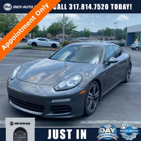 Used 2015 Porsche Panamera S With Navigation