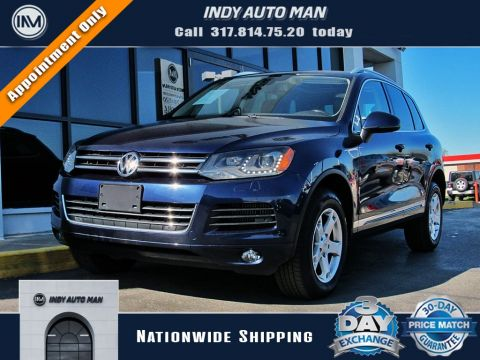 Pre-Owned 2012 Volkswagen Touareg V6 TDI With Navigation & AWD