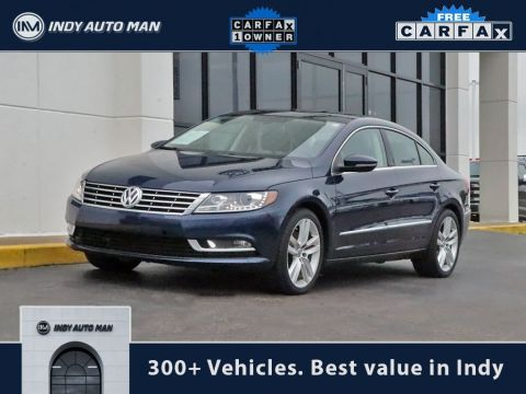 Pre-Owned 2013 Volkswagen CC 2.0T Lux