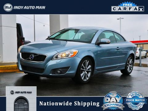 Pre-Owned 2012 Volvo C70 T5 FWD 2D Convertible